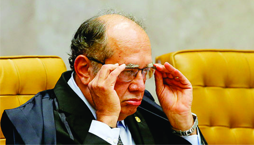 "A CUT repudia ""grosseria"" do ministro Gilmar Mendes"